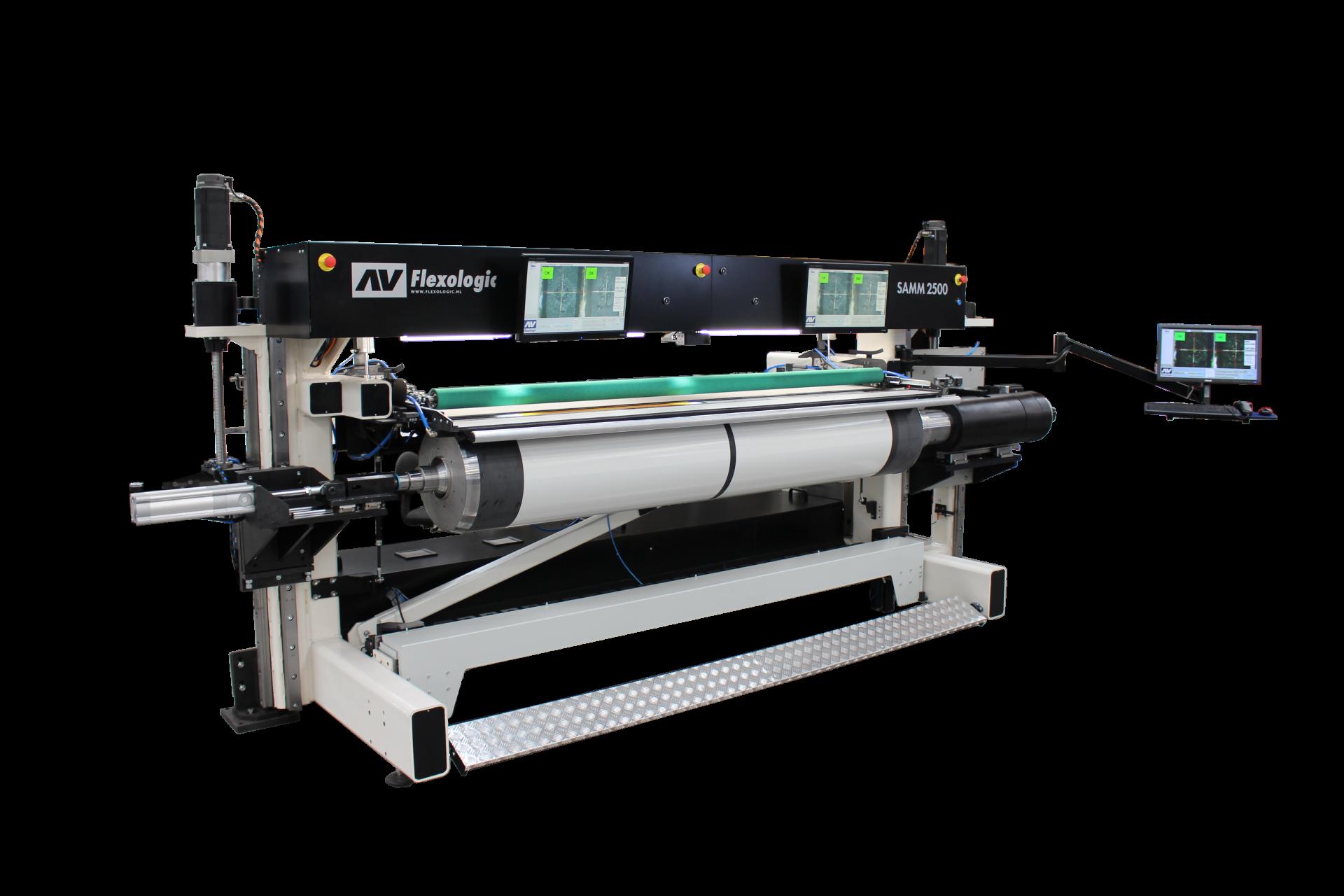 samm 2500 preprint-AV Flexologic/Color Control Group